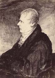 Sir Walter Scott, photogravure after Robert Scott Moncrieff (Corson F.1.a.MON)