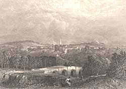Selkirk, engraved by W. Miller after P. Paton, 1877 (Corson P.1676)