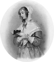 Alice Lee, engraved by Henry Robinson, after Alfred Edward Chalon, 1833 (P.11.517)
