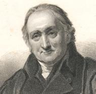 Dr Alexander Adam, engraved by Samuel Freeman after Sir Henry Raeburn (Corson: Scott - adam2